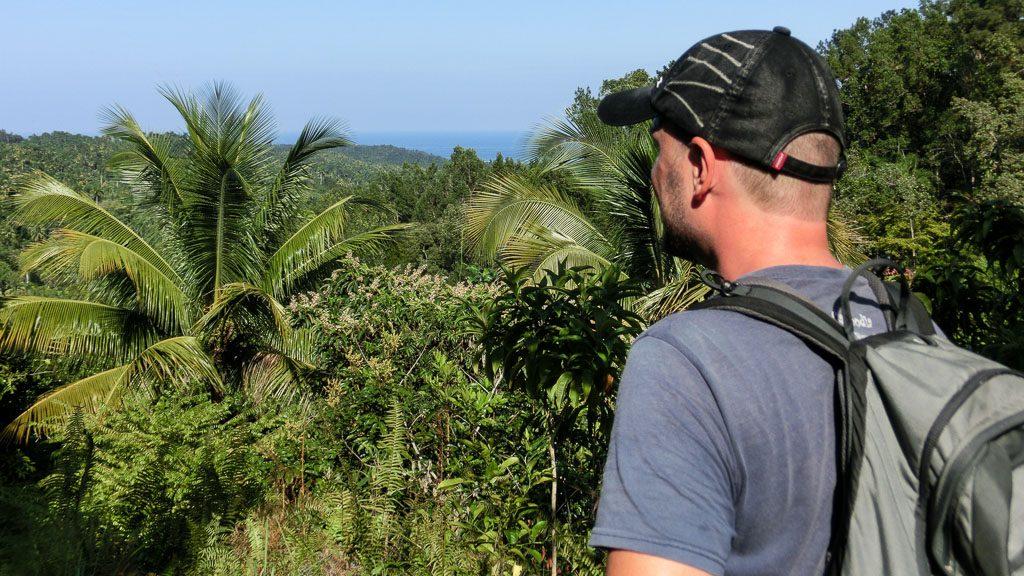 Trekking im Humboldt Nationalpark in Baracoa, Kuba