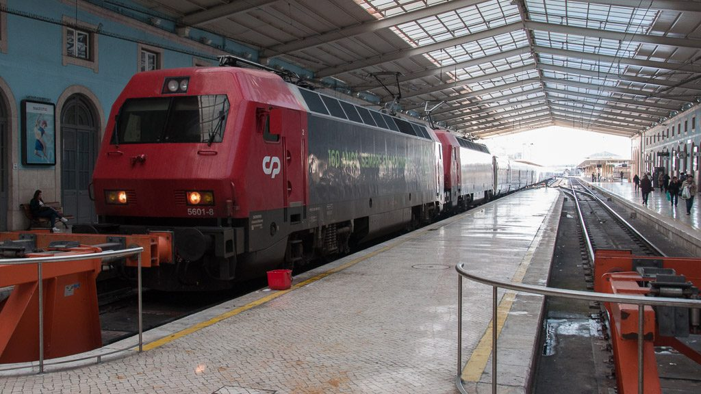 Bahnhof Lisboa Sta. Apolonia