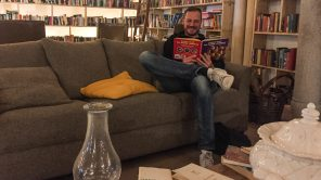 The Literary Man: Bücher-Hotel in Óbidos