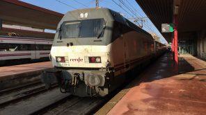 Irun – Lisboa: Im Nachtzug nach Lissabon