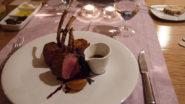 Abendessen im Designhotel Casa das Penhas Douradas