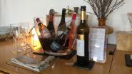 Getränke im Hotel Casa das Penhas Douradas