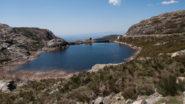 Stausee in der Serra da Estrela