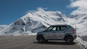[7ways2travel] Großglockner Hochalpenstraße im Mai: Eisiges Vergnügen im Suzuki Ignis