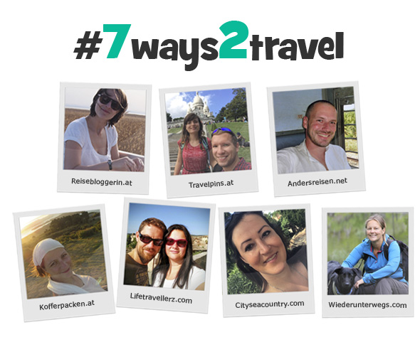 7ways2travel Titelbild