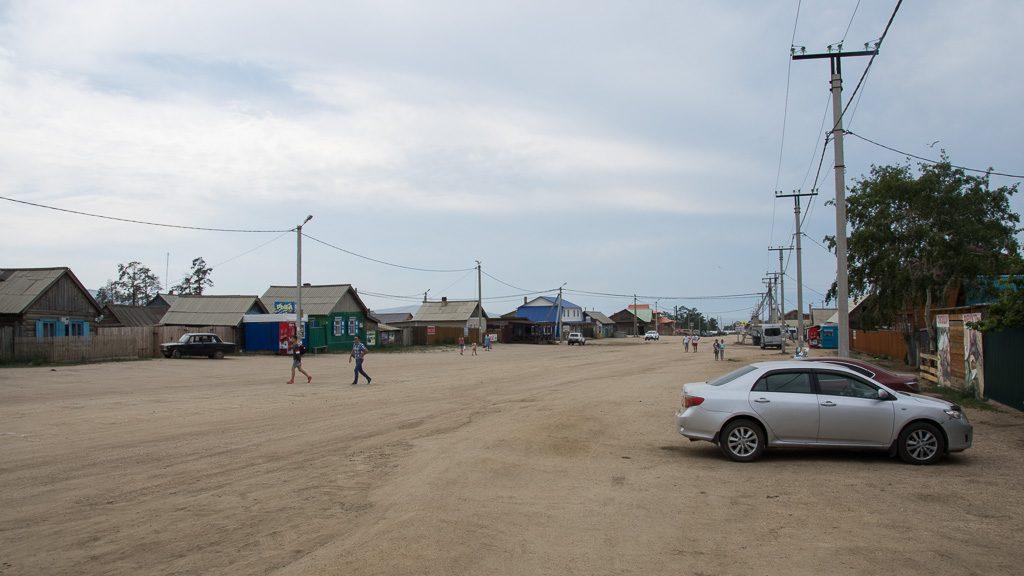 Baikalska Uliza in Chuschir