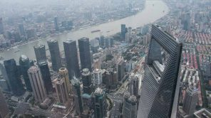 Shanghai Tower: Aussichtsplattform und Wolkenkratzer der Rekorde