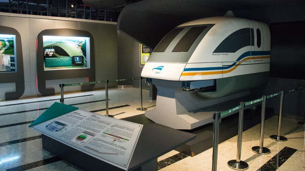 Maglev Museum Shanghai