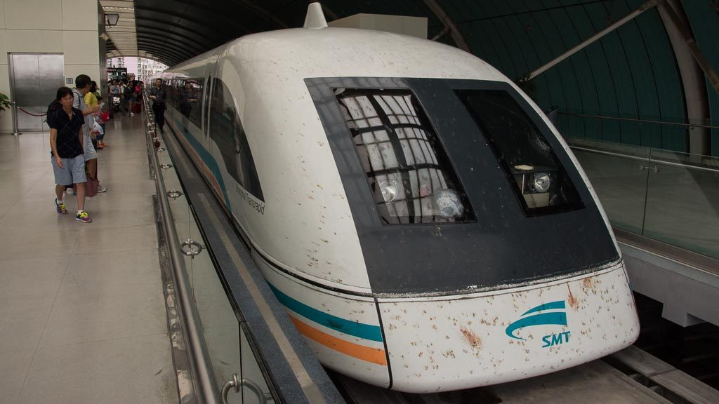 Transrapid Shanghai