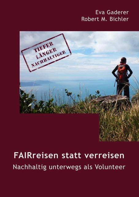Volunteer Reisen Ebook Cover