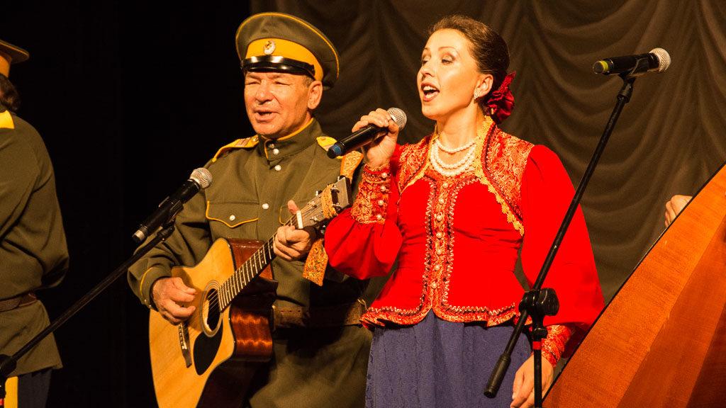 Konzert im Opernhaus Ulan Ude