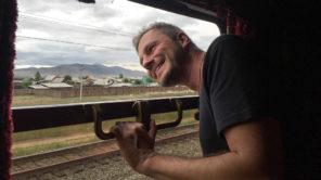 Ein Toller Reisemoment im Zug - Gerhard Liebenberger