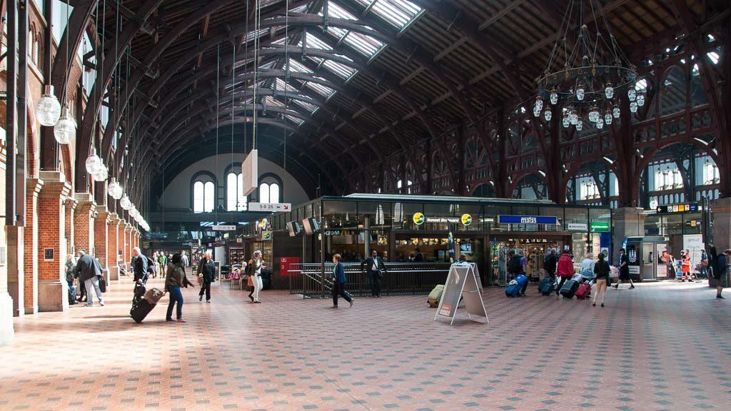 Kopenhagen Hauptbahnhof