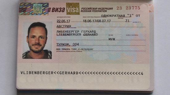 Transsib-Visum für Russland