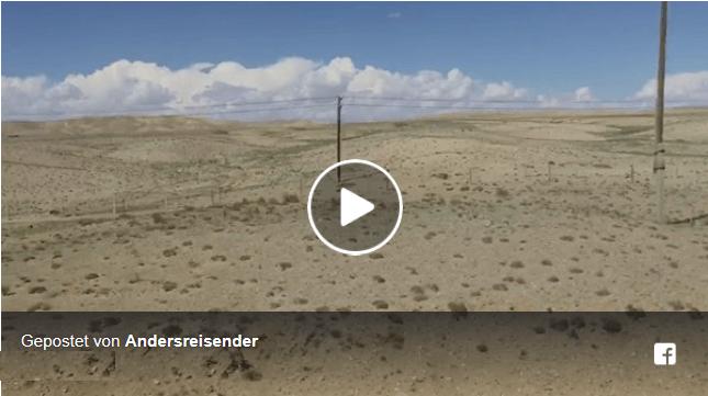 Video: MIt dem Zug durch die Wüste Gobi