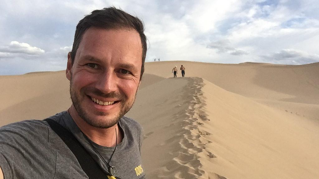 Khongoryn Els Sanddünen - Wüste Gobi