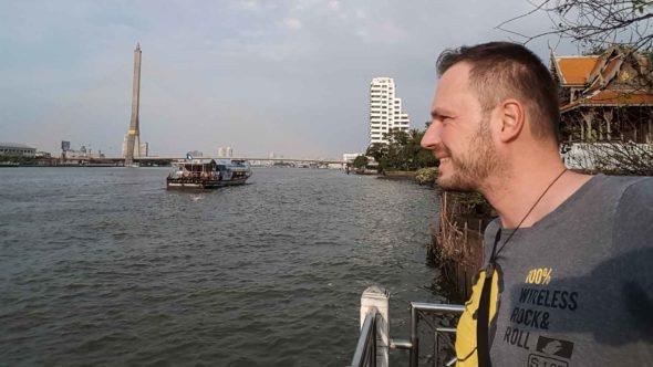 Gerhard Liebenberger in Bangkok
