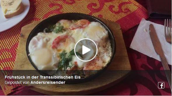 Essen Transsibirische Eisenbahn Video