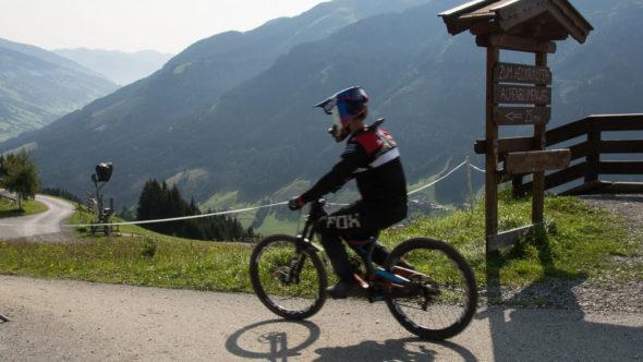 Downhill Saalbach-Hinterglemm