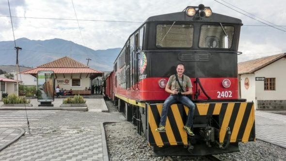 Gerhard Liebenberger schreibt im Blog über Zugreisen