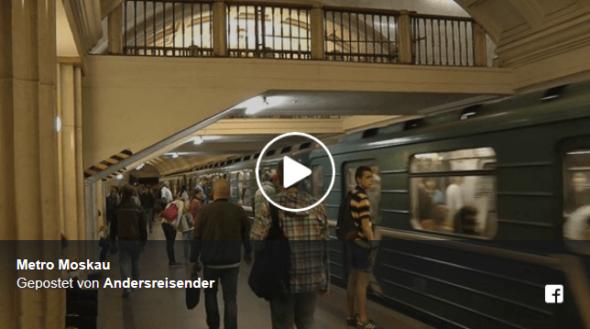 Metro Moskau Video