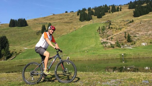Mountainbike Hinterglemm