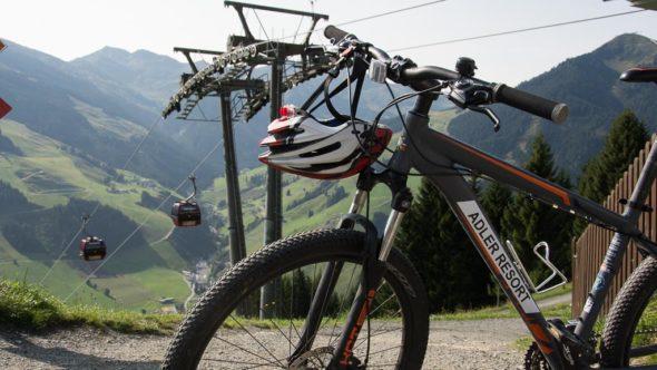 Mountainbike Reiterkogelbahn Hinterglemm