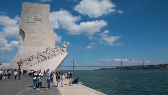Denkmal für die portugiesischen Seefahrer und Entdecker (Padrão dos Descobrimentos)
