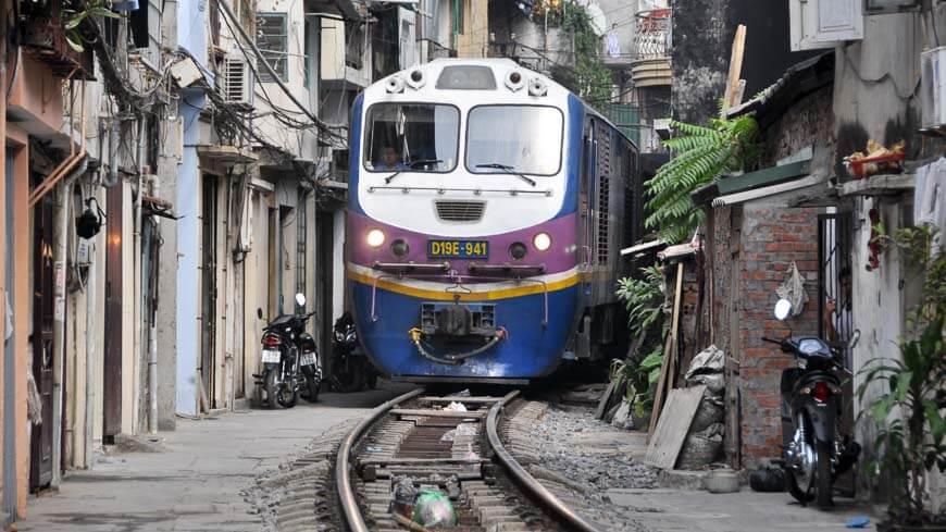 Zugreiseabenteuer und Reisetipps für Asien