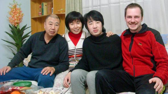 Eine schöne Erfahrung: In Asien bei einer Gastfamilie übernachten