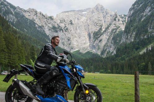 Motorradtour Berchtesgaden: Scharitzkehlalm