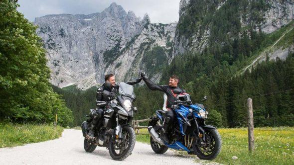 Motorrad-Tour: Berchtesgadener Land