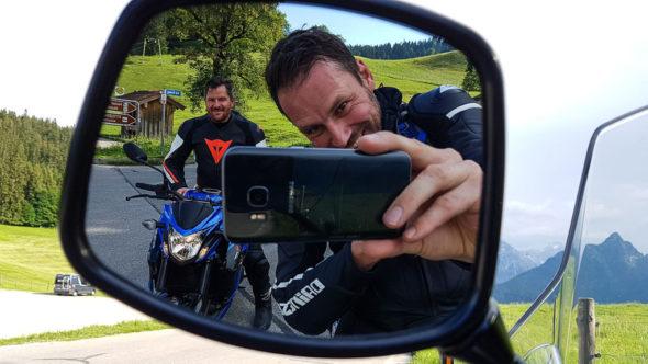 Motorradtour: Berchtesgadener Land