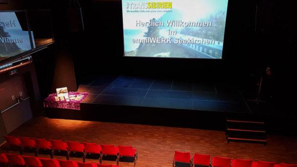 Transsibirien Multivisionsshow Seekirchen