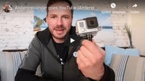 Abenteuer Reisevideos und Zugreisen auf YouTube Kanal Andersreisender