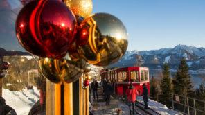 Schafbergbahn: Adventausflug zur Dorneralpe