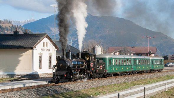 Winterausflug Pinzgauer Lokalbahn