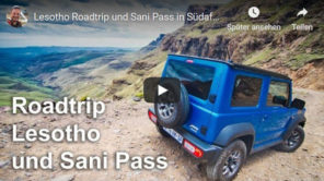 Roadtrip Lesotho und Sani Pass Video