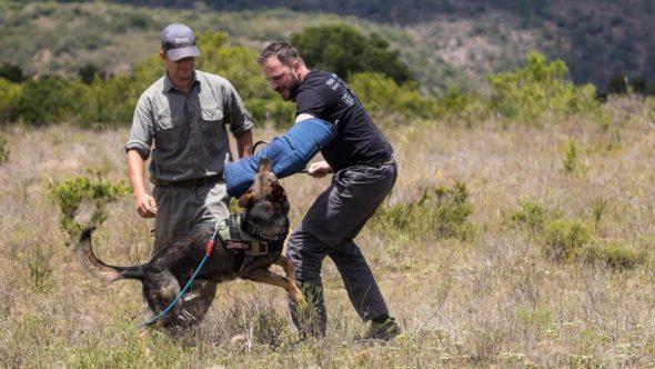 Anti Wilderer Einheit im Kariega Game Reserve in Südafrika