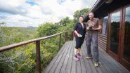 Kariega Game Reserve Chalet Terrasse