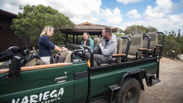 Guide Jone gibt Tipps für die erste Safari in Südafrika