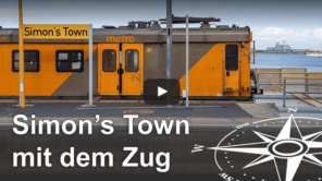 Video Metrorail Zug Kapstadt - False Bay