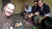Brot backen in Elundini, Südafrika