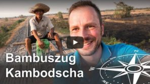 Bambuszug Battambang Video
