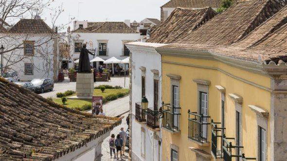 Altstadt in Faro