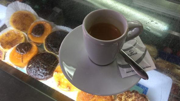 Espresso in Encontramento in Portugal
