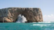 Felsen und Wellen bei Sagres