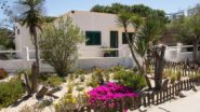Haus auf der Ilha Farol an der Algarve