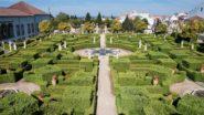 Jardim do Paço in Castelo Branco