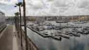 Jachthafen in Lagos